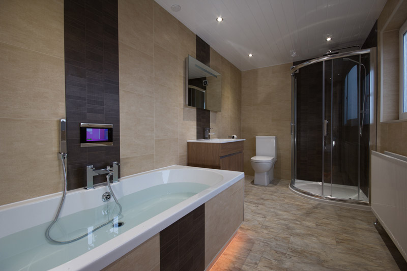 Low maintenance bathroom refurbishments gh interiors for Bathroom designs belfast