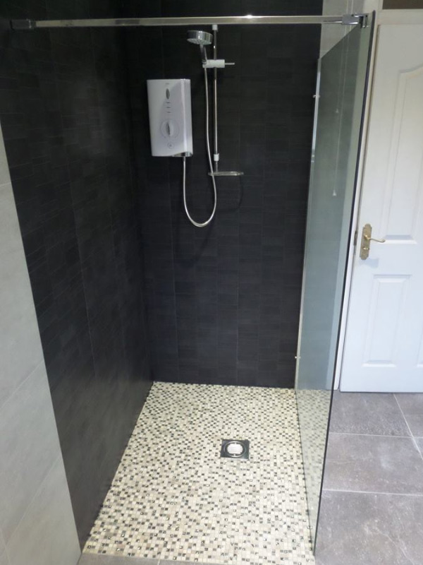 Photo of a bathroom refurbishment by GH Interiors